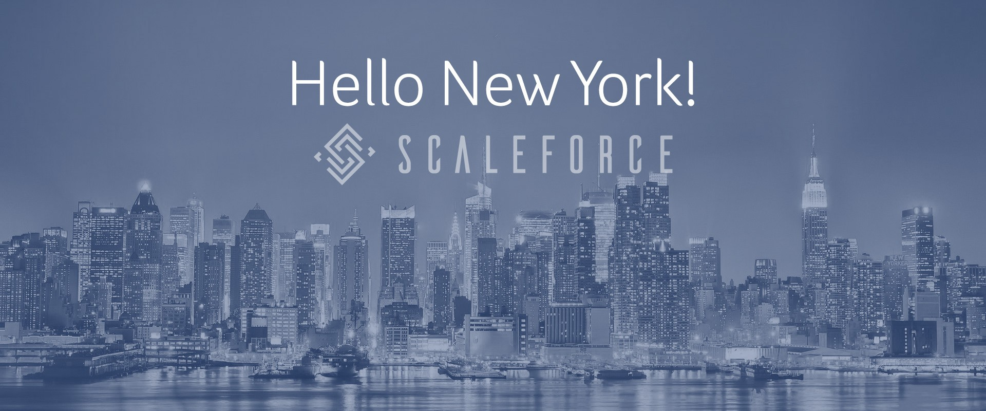 Scaleforce's New York region is now online!