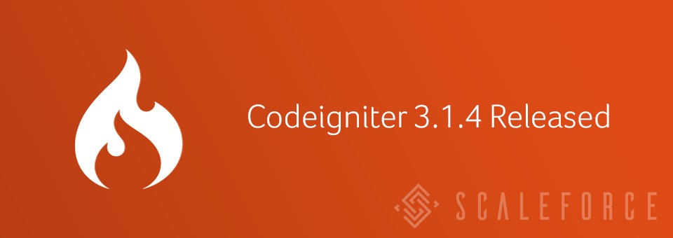 CodeIgniter 3.1.4 released!